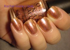 OPI Pros and Bronze