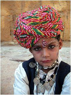 Street Performer, Jaisalmer
