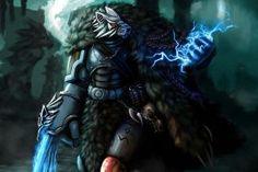 Warriors Monsters Wallpaper