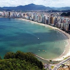 foto aérea Balneário Camboriú, Santa Catarina  #balneariocamboriu