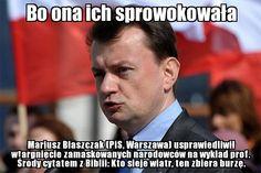 Mariusz Błaszczak (PiS, Warszawa) - http://wiemkogowybieram.blogspot.com/2012/10/mariusz-baszczak.html