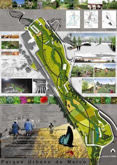 Repertório de Urbanismo II - Intervenção em Várzea Paulista #LandscapeDesignPlans