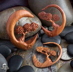 tree earrings