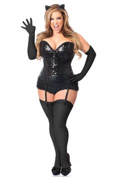 61fa2ca05b Sweetheart neckline corset made of high quality sequin fabric - Premium  zipper used on side