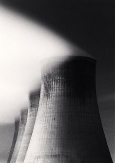 Ratcliffe Power Station, Study 51, Nottinghamshire, England, 1987