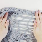Tutorial: ¿Cómo hacer una bufanda mágica?