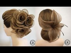 The Most Beautiful Hairstyles Tutorials 2017 - YouTube