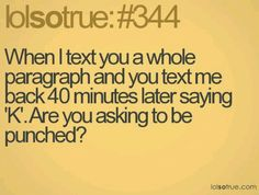 Hahaha!! Yup!
