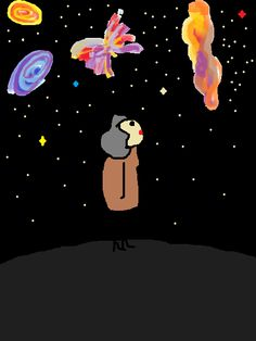 Dumpy Grace Writes a Novel: A Scattering of Stardust