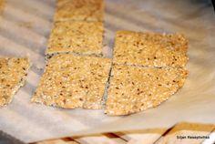 Lähes viljaton teeleipä - Siljan Reseptivihko | Lily.fi
