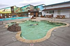 SPA Hot Springs, White Sulphur Springs White Sulphur Springs, Big Sky Country, Hot Springs, Montana, Spa, Culture, World, Places, Outdoor Decor