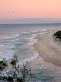 Indian Head, Fraser Island - Australia    Twitter / judelockhart