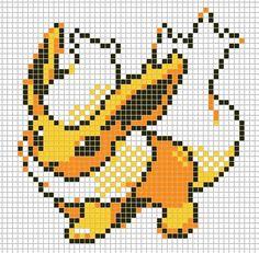 95 Best Pixel Pokemon Images Pokemon Perler Beads Beading
