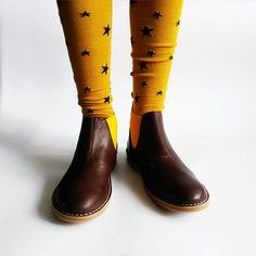 DE VRIES NR.7 Chelsea boots www.DEVRIES1972.com