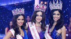Gurgaon Girl Aditi Arya Crowned FBB Femina Miss India World 2015