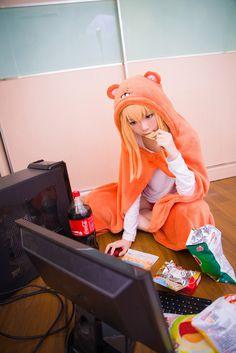 himouto! umaru-chan (umaru doma) cosplay.