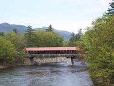 North Conway New Hampshire - A Four-Season Vacation Wonderland