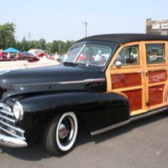 Chevy Woodie
