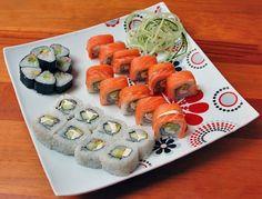 comida japonesa - Pesquisa do Google