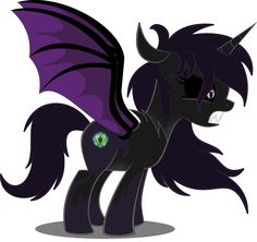 Minecraft : Ender Dragon Ponyfied by DiamondSword11.deviantart.com on @deviantART
