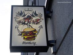 The Bird Hamburger in Hamburg