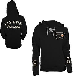 Cutest hoodie for the Philadelphia Flyers.. MUST HAVE! :D