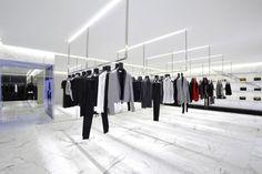 Saint Laurent's largest flagship store opens up at Avenue Montaigne, Paris