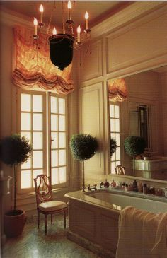 Karl Lagerfeld's Night Bath