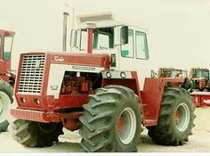 IH 4166 FWD