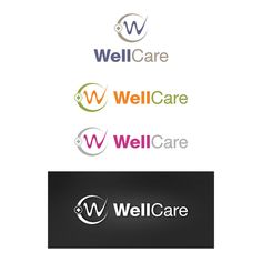 WellCare �20A logo for WellCare, supplier of equipment & furniture for Healthcare facilities helping the carers.