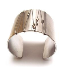 Movil Cuff, $73, now featured on Fab.