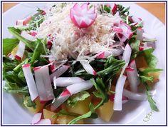 Lecker mit Geri: Kartoffelrisotto mit Radieschen - Картофено ризото с репички