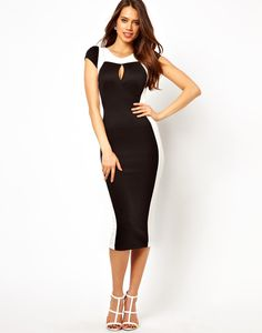 TFNC Pencil Dress With Contrast Panel http://picvpic.com/women-dresses-evening-formal-dresses/tfnc-pencil-dress-with-contrast-panel-f36d62e4-9efe-4cae-9cc5-1aae644cbe08#black~cream