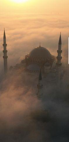 Mecca Wallpaper, Islamic Wallpaper, Sunset Wallpaper, Black Wallpaper Iphone, Mosque Architecture, Architecture Wallpaper, Beautiful Nature Scenes, Amazing Nature, Pics Art App