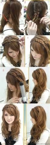 Minnie Mouse Hair Tutorial @: hairstyles-haircuts.com