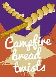 Campfire bread twists recipe