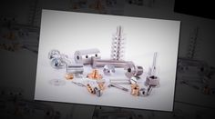 We are manufacturers of special fasteners and precision components and world-wide distributors of standard fasteners