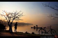 The Wait - Backwaters - Kerala - Photographer's Own Country