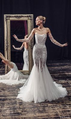 Bridal Skirts, Bridal Gowns, Wedding Gowns, High Fashion Dresses, Royal Clothing, Special Dresses, Perfect Wedding Dress, Bridal Boutique, Tulle Dress