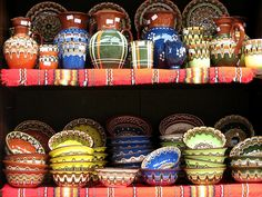 Bulgarian ceramics....