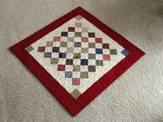 A Quilting Life - a quilt blog: Simply Small Quilts