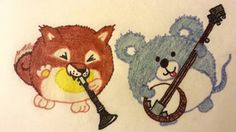 By Mel N. for Squishable Doodle Day 2015!