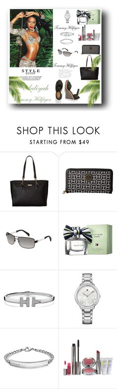"""""""Tommy Hilfiger contest"""" by exoduss ❤ liked on Polyvore featuring Tommy Hilfiger and Juice Beauty"""