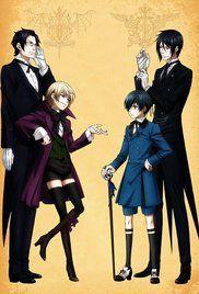 Kuroshitsuji II (TV Series 2010– ) - IMDb