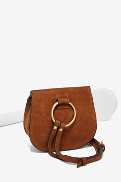 Nasty Gal x Nila Anthony Wild West Vegan Suede Bag - Bags + Backpacks | Accessories | Accessories Leather Bags Handmade, Handmade Bags, Leather Accessories, Handbag Accessories, Small Bags, Backpack Bags, Fashion Bags, Leather Shoulder Bag, Leather Handbags