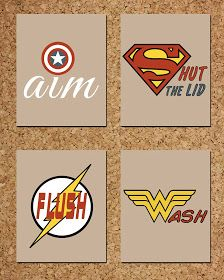 These are soooo awesome! Reminds me of big bang.
