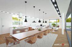 NMKS Arquitetura e Construção - Espaço Gourmet