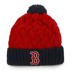 1d989ec88c123 Boston Red Sox Women s Matterhorn Knit Cap by  47 Brand - MLB.com Shop