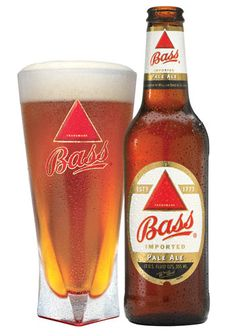 Bass Ale:  One of my favorite beer