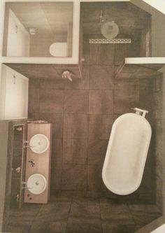 Onze badkamer ♡ Nieuwe huis